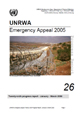Emergency Appeal progress report 26