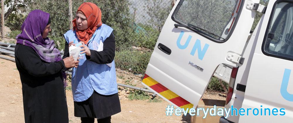 International Women's Day. © UNRWA