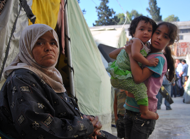 Syria Regional Crisis Response July - December 2013