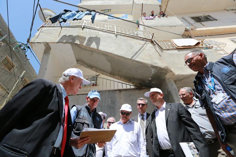 MOPAN 2011 assessment of UNRWA