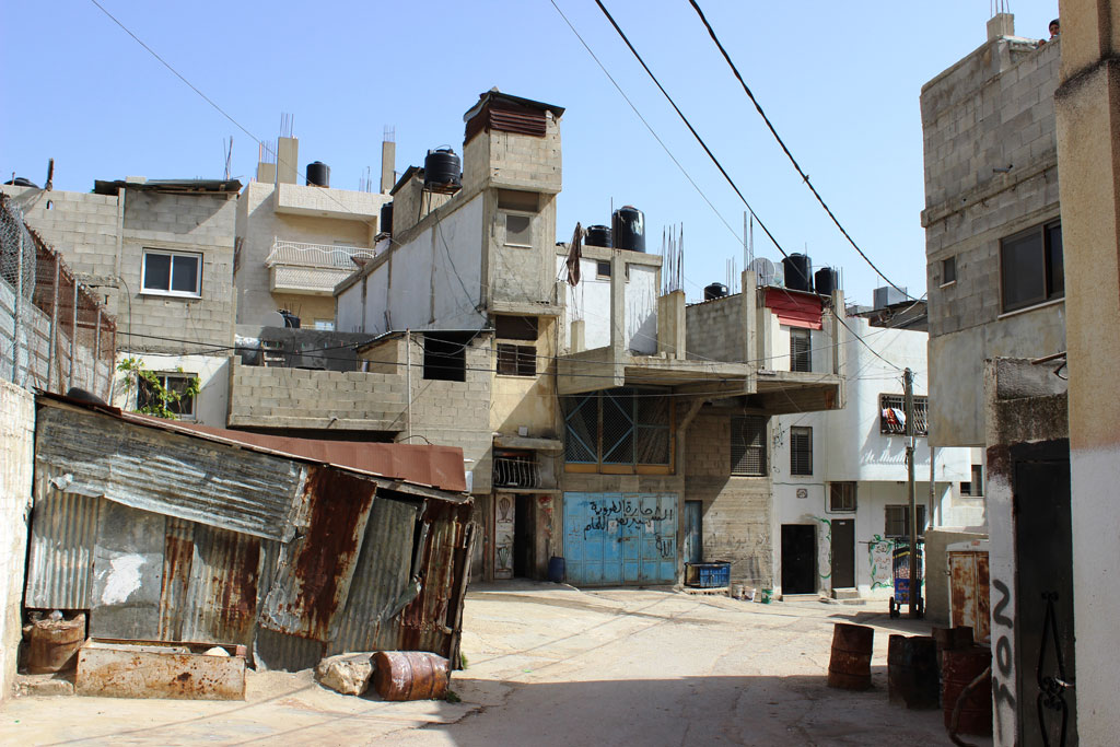 Askar refugee camp. © 2015 UNRWA Photo by Dominiek Benoot