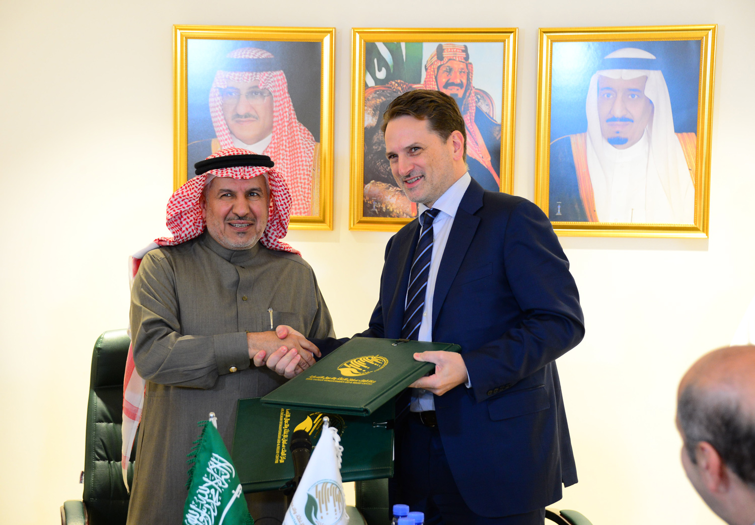 King Salman Humanitarian Aid And Relief Centre Contributes Us 1