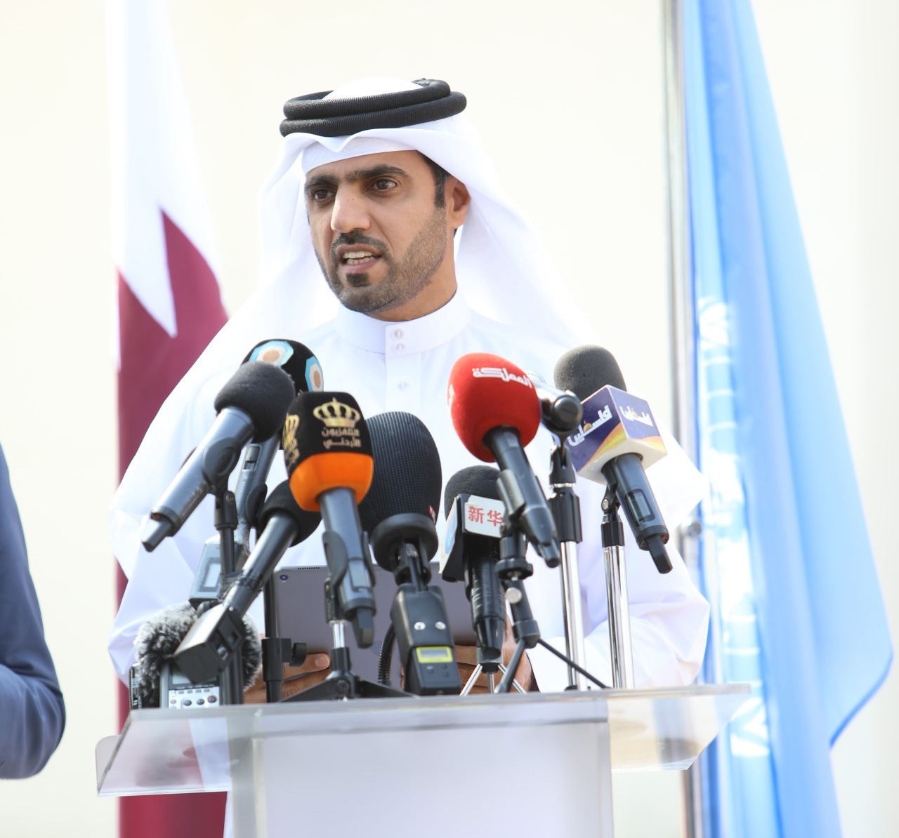 UNRWA and Qatar Celebrate the Right to Education for Palestine Refugees  Students | UNRWA