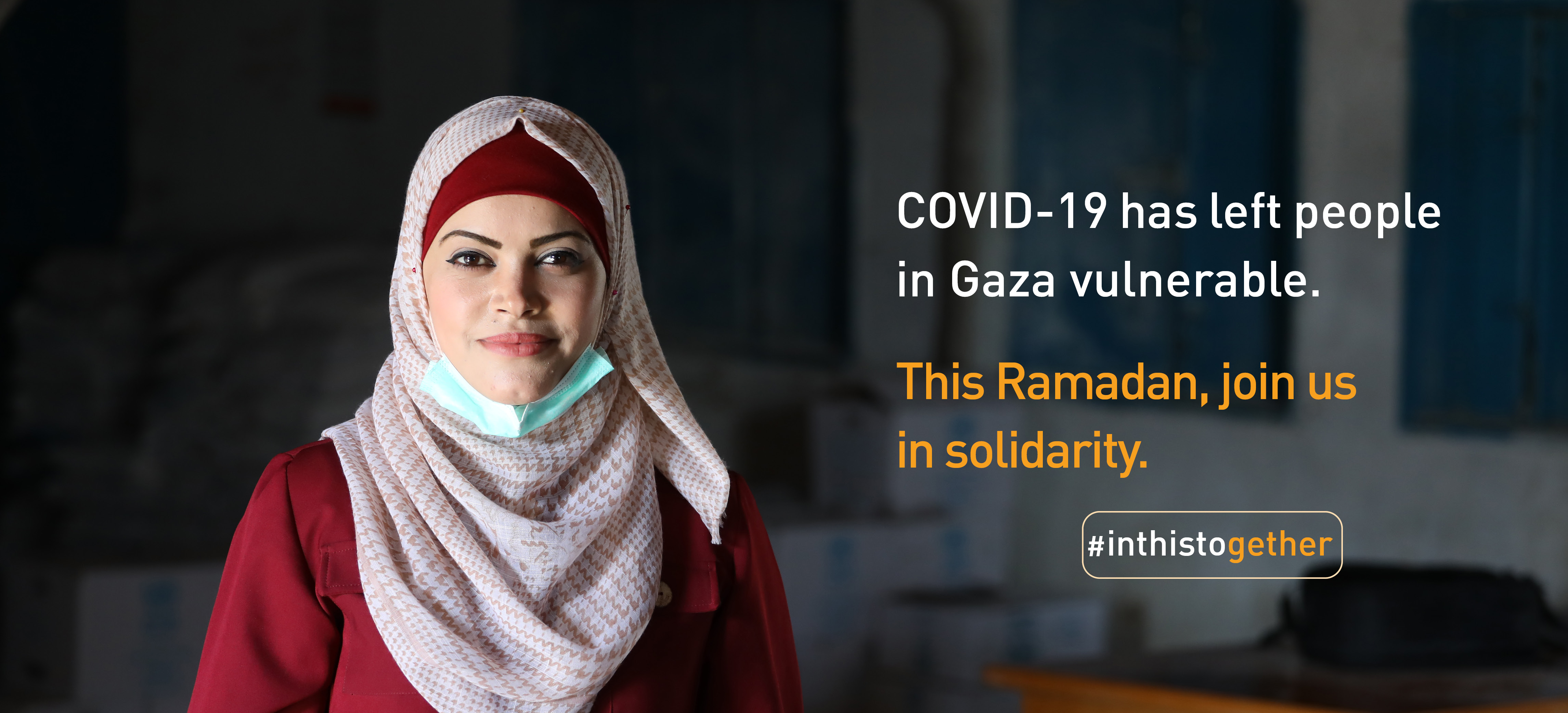 Be the Light for Gaza!