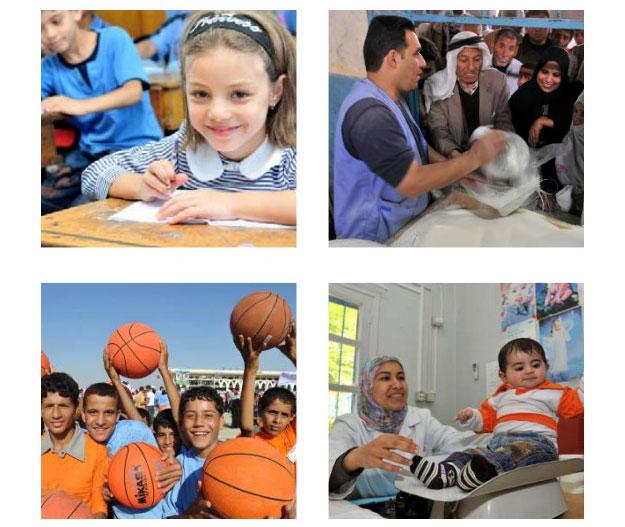 Harmonised UNRWA donor report