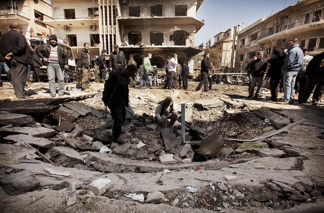 War on Development: socioeconomic monitoring report of Syria