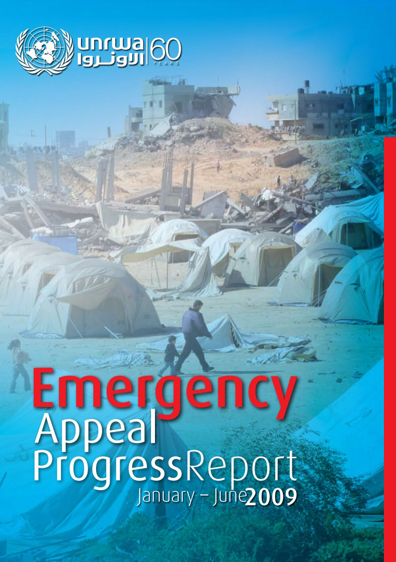 Emergency Appeal progress report 36