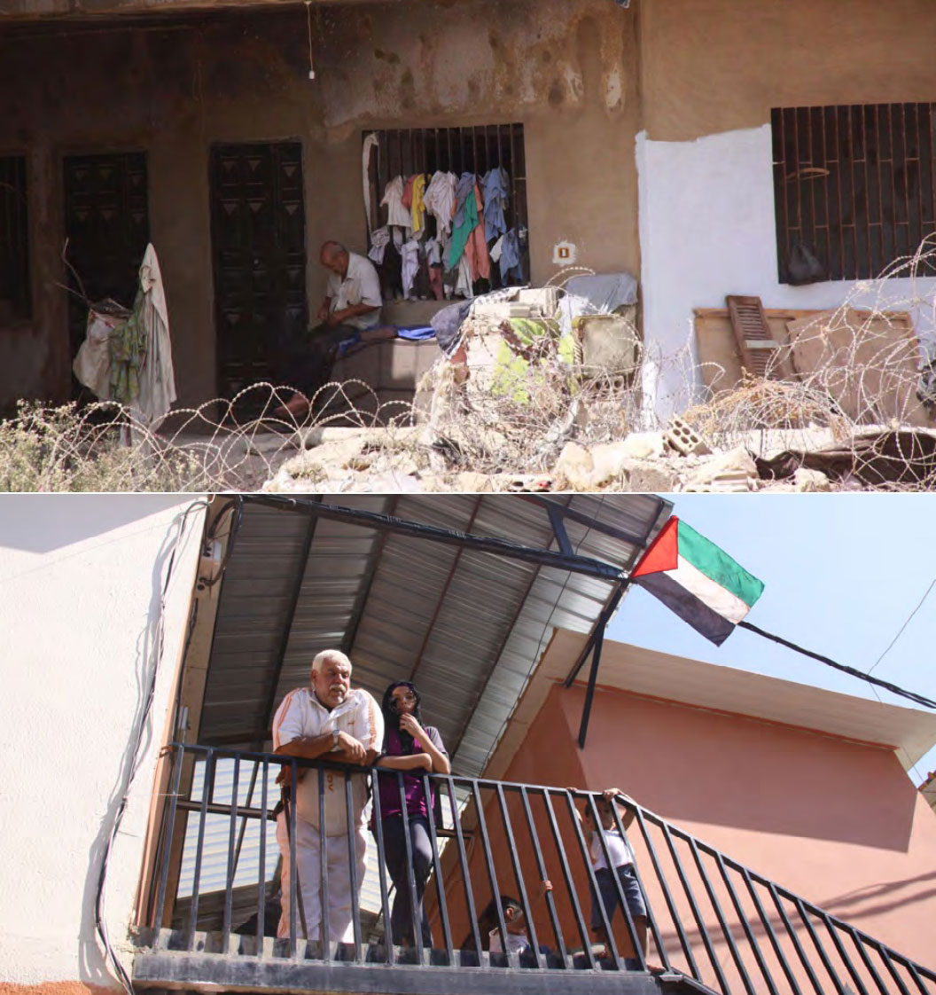 Relief and recovery support for displaced Palestine refugees from Nahr el-Bared camp