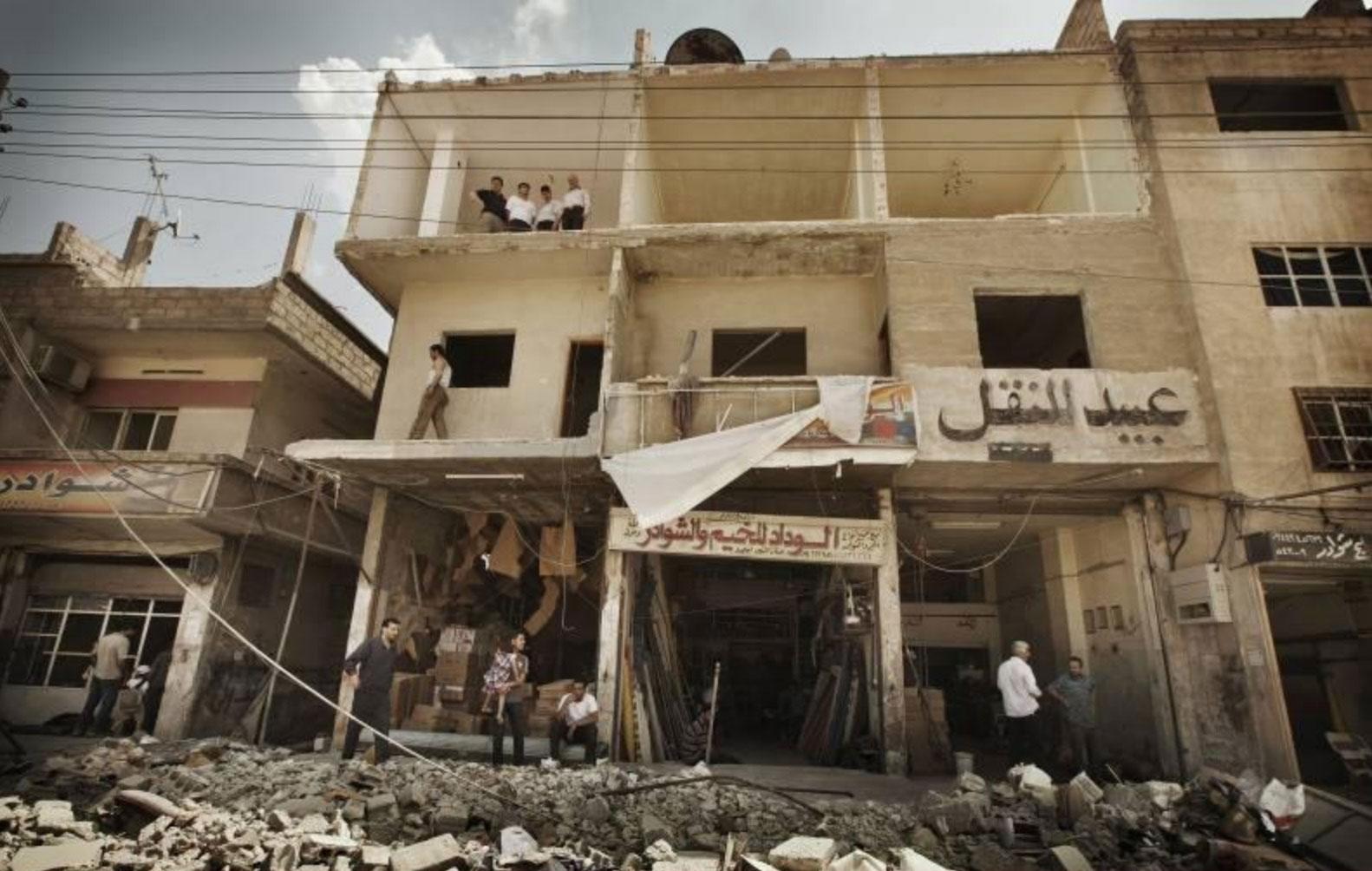 The Syrian Catastrophe: Socioeconomic Monitoring Report
