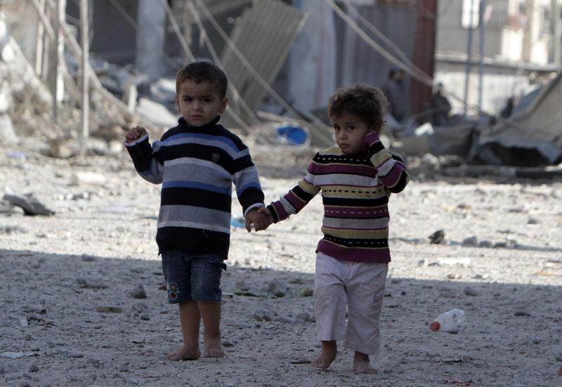 Gaza Situation Report, 29 November