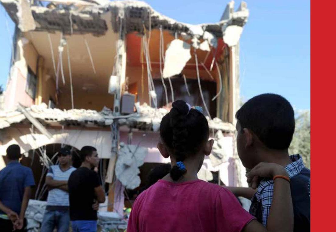 Gaza Flash Appeal 2014