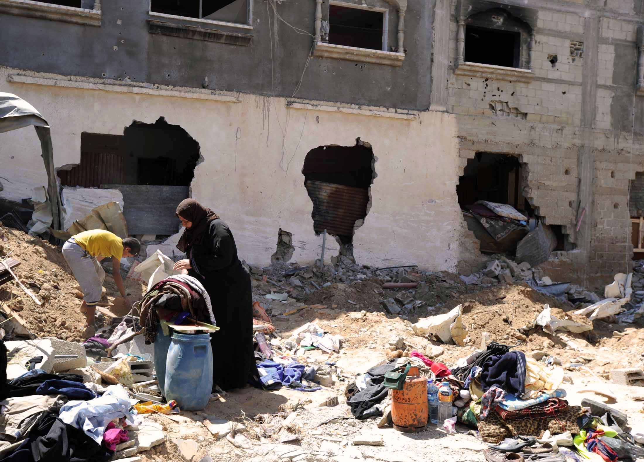 Shareef Sarhan/UNRWA Archives