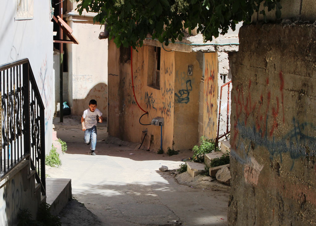 Dheisheh refugee camp. © 2015 UNRWA Photo by Dominiek Benoot