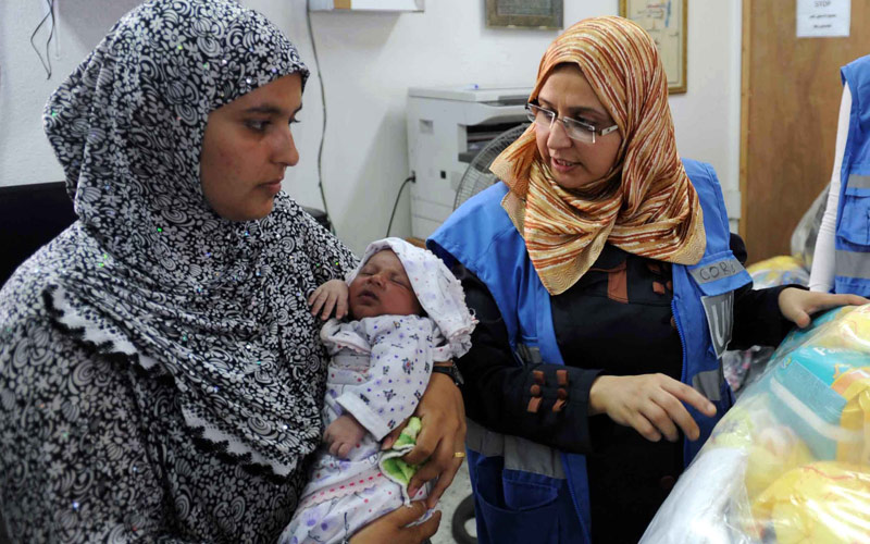Gaza One Year Later: Dr. Hend Harb, UNRWA Senior Medical Officer, November 2014