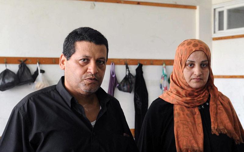 Gaza One Year Later: Fayez Mattar, July 2014