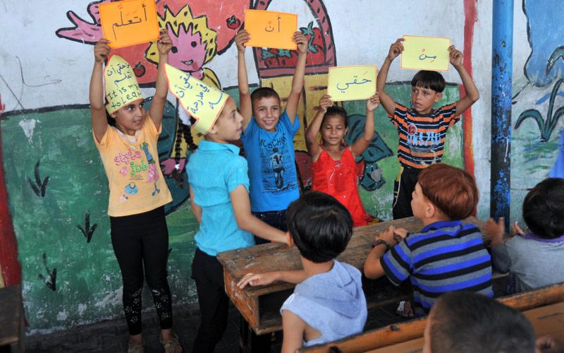 Gaza One Year Later: Basen, August 2014