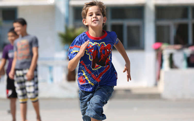 Gaza one year later: Izziddin Hamada, August 2014