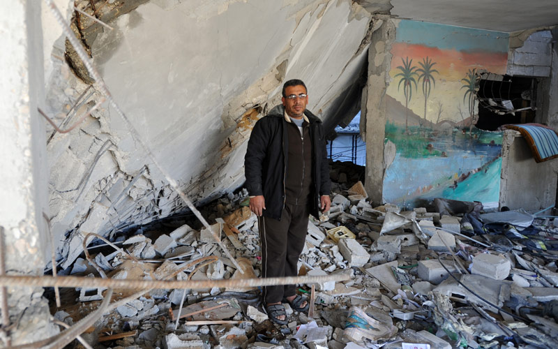 Gaza One Year Later: Hani Uliwa, January 2015