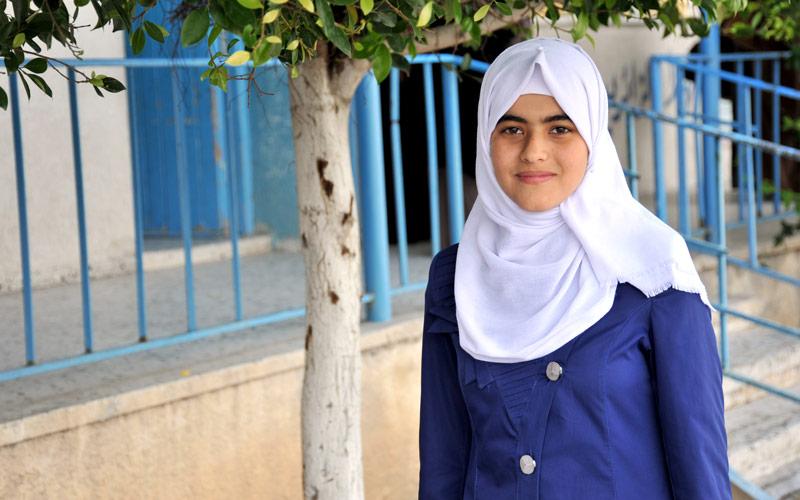 Gaza One Year Later: Ruba al-Ghouty, April 2015