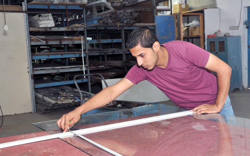 Gaza One Year Later: Fares Sani, June 2015