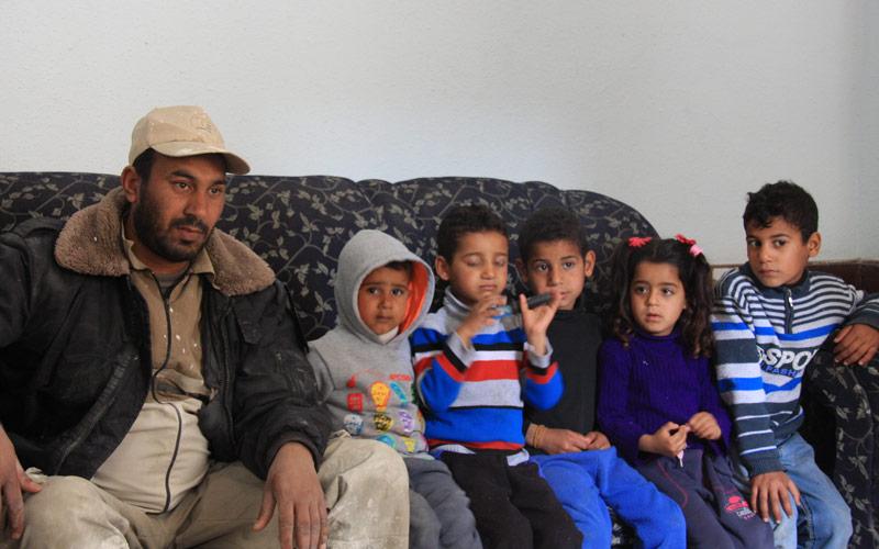 #GazaOneYearLater, Hamza al-Masri, March 2015