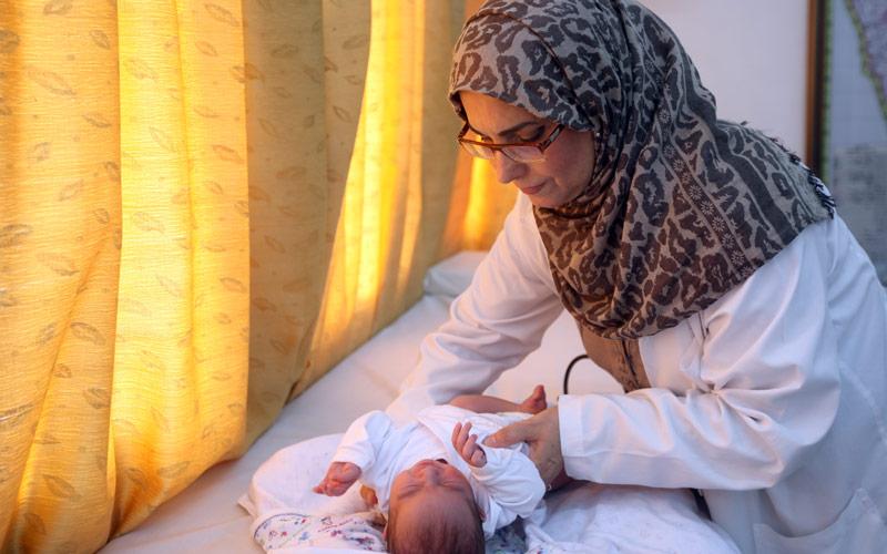 #GazaOneYearLater: Dr. Kefah El Najjar, August 2014