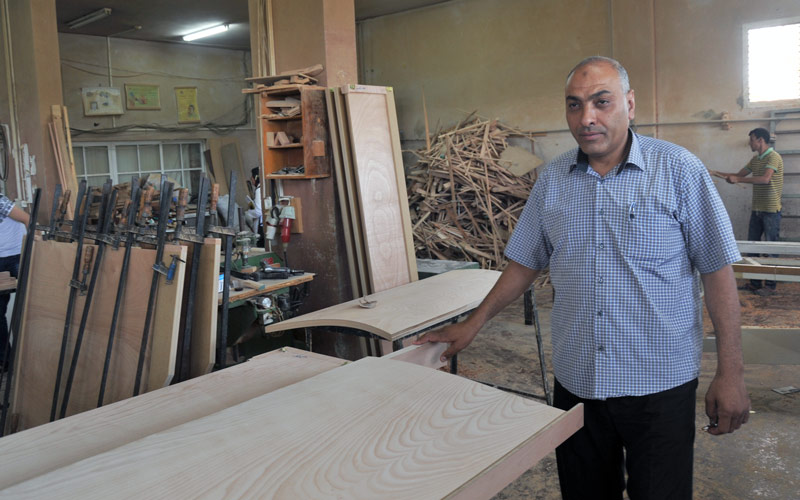 #GazaOneYearLater: Mujahed Mahmoud Al Sosi, June 2015