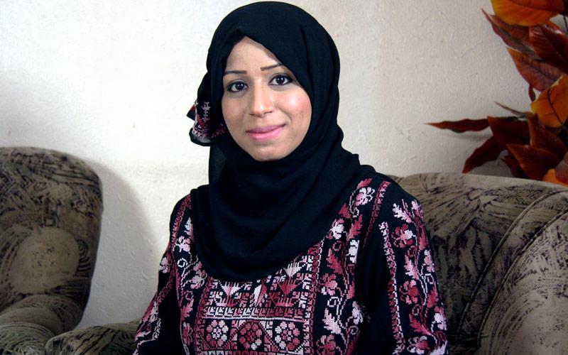 #GazaOneYearLater: Dr. Fidaa al-Nadi, July 2015