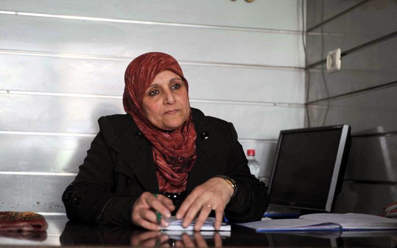 #GazaOneYearLater: Samira Hasan Muhaisen, April 2015
