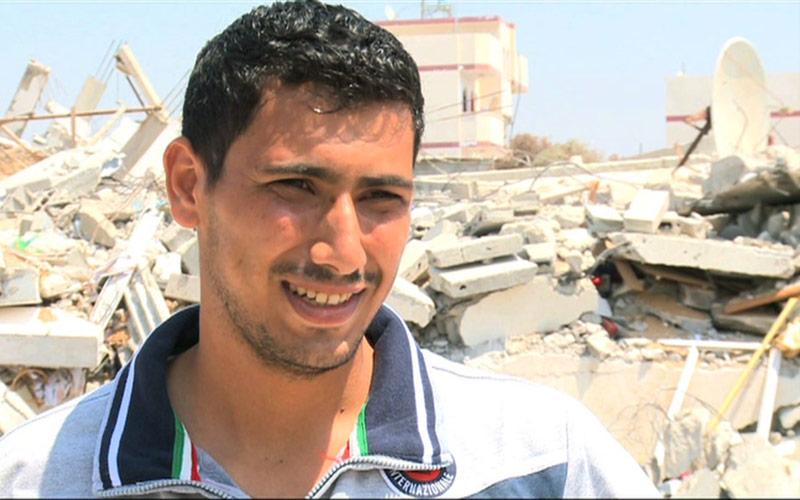 #GazaOneYearLater: Adnan Abu Hujaeir, July 2015