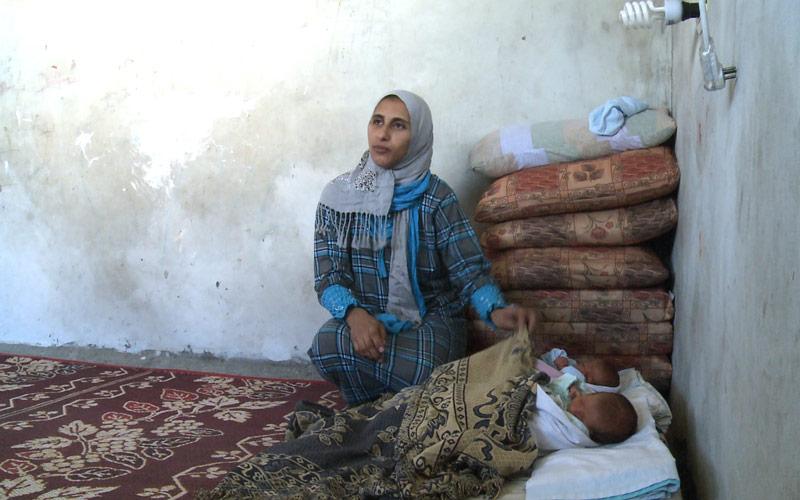 ##GazaOneYearLater: Hidaya al-Daalsa, September 2014