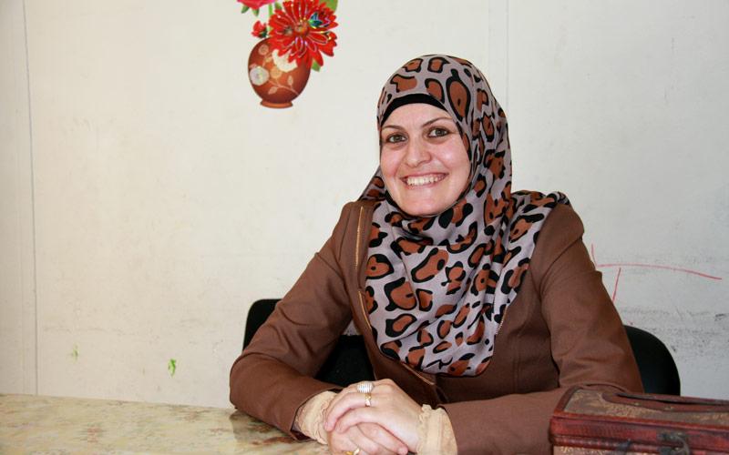 #GazaOneYearLater: Ahlam Ahmad, July 2015