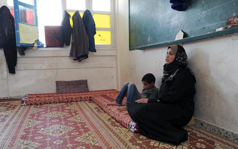Gaza one year later: Hazar Abu Jazar, April 2015