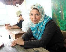 Felestin Al Zaanin, July 2014. Photo credit: ©UNRWA