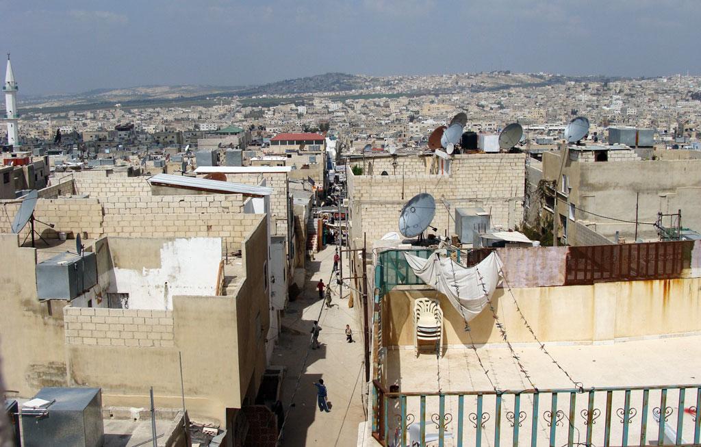 Irbid camp. © 2008 UNRWA Photo by Mazen Sadieh