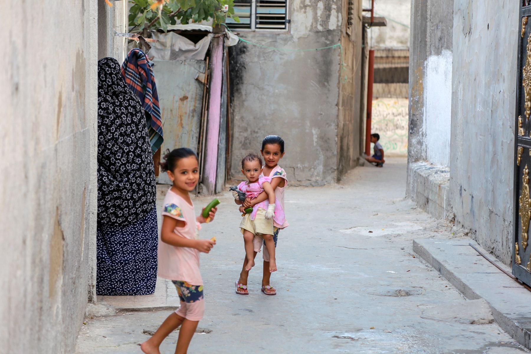 Jabalia Camp | UNRWA
