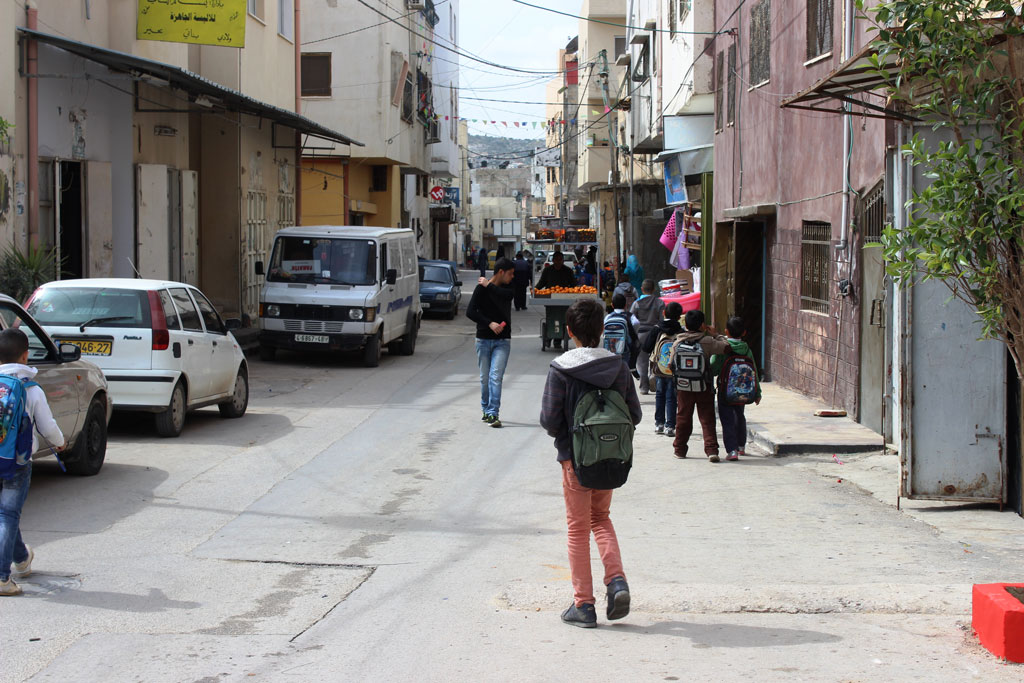 Jenin refugee camp. © 2015 UNRWA Photo by Dominiek Benoot