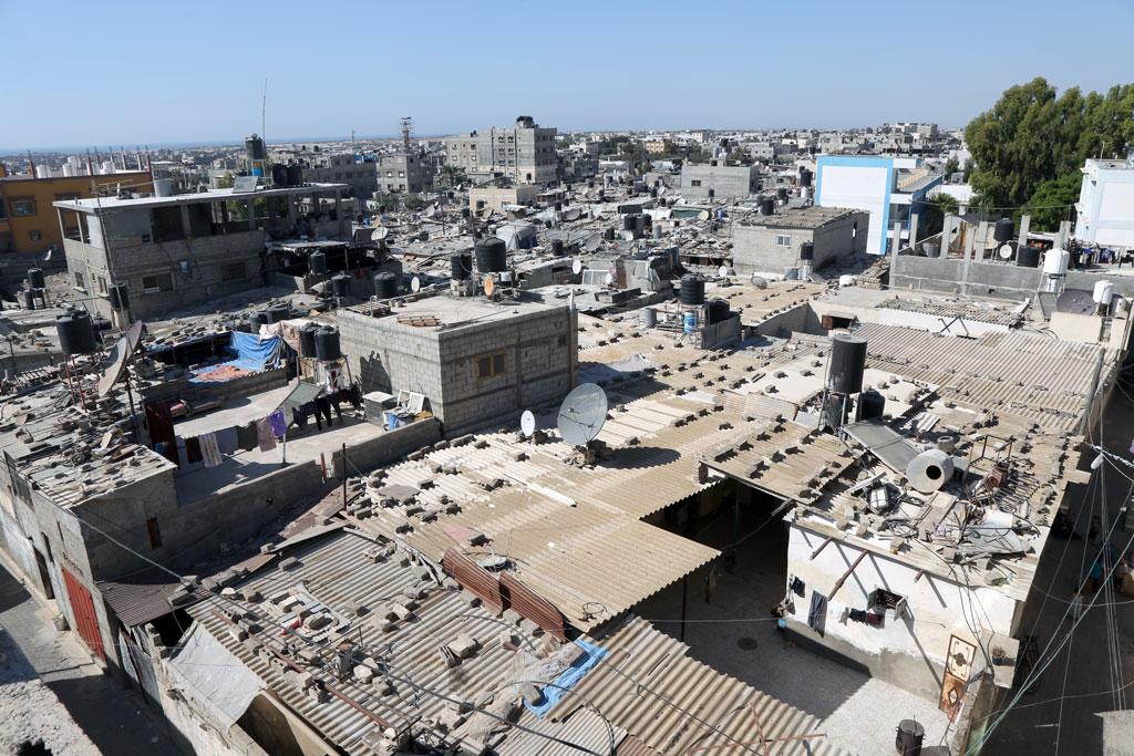 Rafah camp | UNRWA