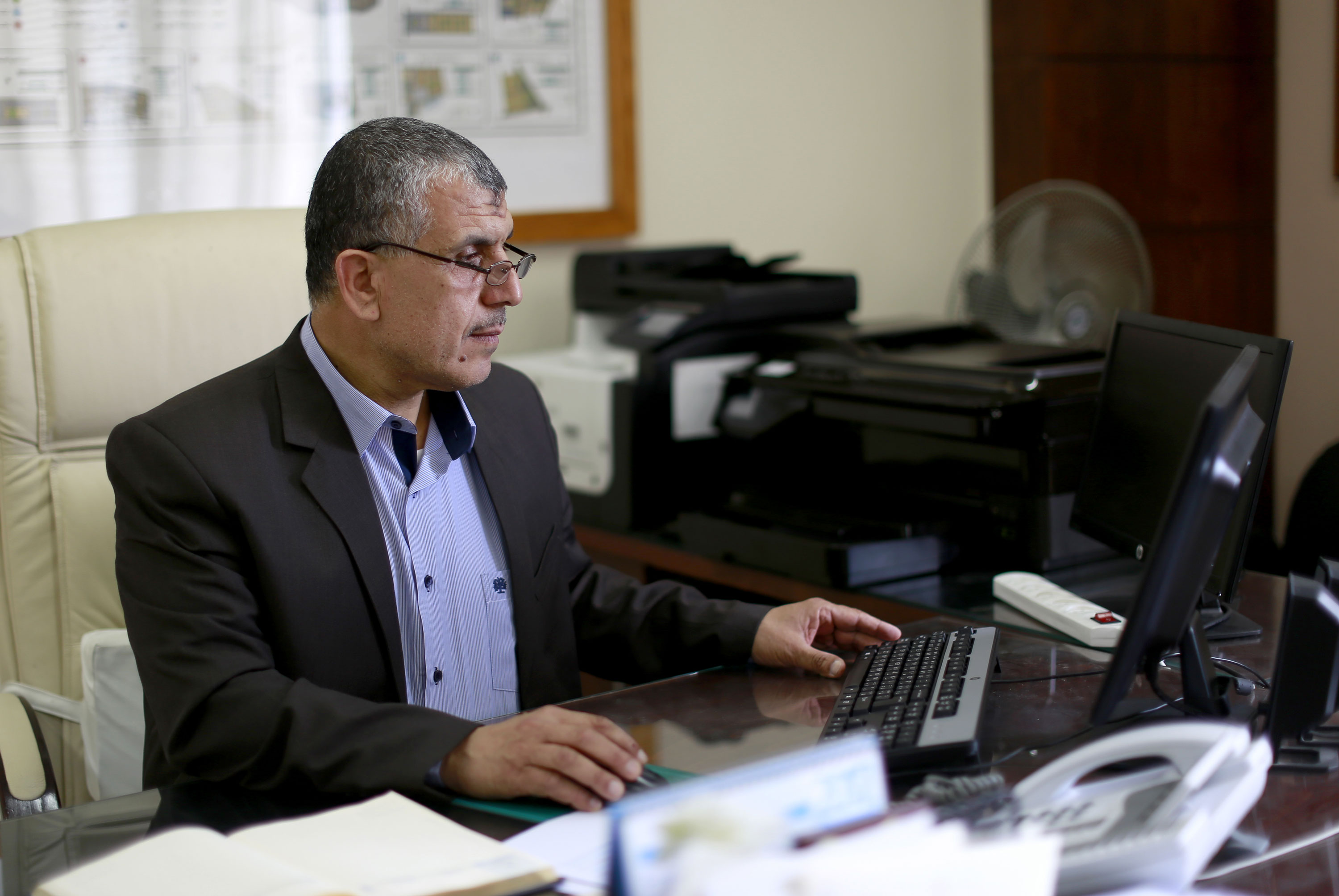 Gaza situation report 191 unrwa - Chief infrastructure officer ...