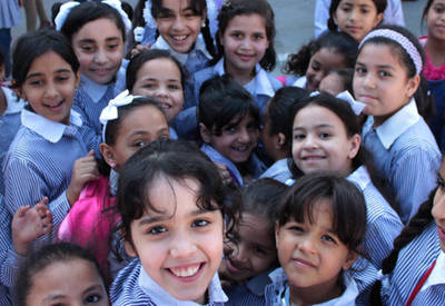 Back-to-School. © 2016 UNRWA Photo