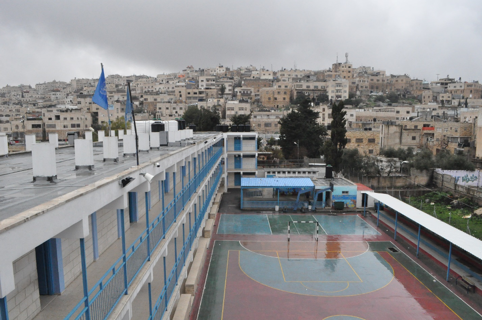 Protecting children's right to education in Hebron H2