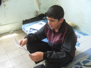 Students in Syria: Simple Needs and Hopeful Dreams