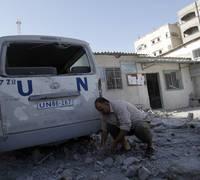 الوضع الطارئ في غزة