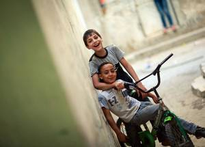 UNRWA photography competition 2012