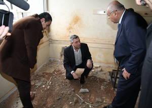 UNRWA's Commissioner-General visits Syria