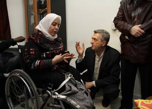 UNRWA's Commissioner-General visits Syria