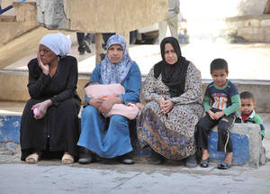 UNRWA Commissioner-General visit to Syria