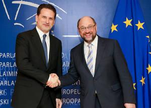 H. E. Martin Schulz, President of the European Parliament. Credit: © European Union 2015 – European Parliament