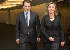 H.E. Federica Mogherini, High Representative of the European Union for Foreign Affairs and Security Policy and Vice-President of the European Commission, Credit: © European Union, 2015