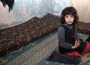 In 2014, 117 Palestine refugees were forcibly returned to Syria.The majority were women and children.  As of mid-March 2015, UNRWA had already documented the forcible return of a further 33 Palestine refugees, including 18 children. Amman, March 2015 © 2015 UNRWA Photo